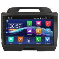 Autoradio Android 6.0 GPS Kia Sportage de 2010 à 2013 - Grand écran tactile 9 pouces