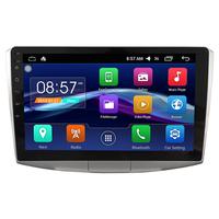 Autoradio Android Auto GPS Waze Wifi écran tactile 10 pouces Volkswagen Passat de 2012 à 2016