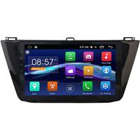 Autoradio Android Auto GPS Wifi Mains libres Volkswagen Tiguan depuis 2017
