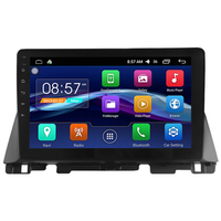 Autoradio Android Auto GPS Wifi Mains libres Kia Optima - Grand écran tactile 10 pouces