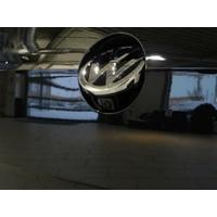 Caméra de recul Volkswagen Golf 7 avec câblage pour autoradio d'origine Discovery Media et Radio High