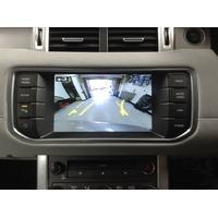 Boitier caméra de recul Land Rover Evoque, Discovery 4, Range Rover Vogue et Sport de 2012 à 2014