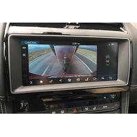 Boitier vidéo avec entrée RCA caméra de recul pour Land Rover Evoque et Jaguar F-Pace depuis 2017