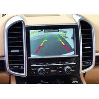 Interface vidéo avec entrée caméra de recul Porsche Cayenne, Panamera, 911, Boxster et Cayman avec PCM 3.1