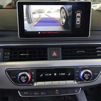 Interface caméra de recul et caméra frontale compatible Audi A4 A6 et Audi Q5 Q7 depuis 2017
