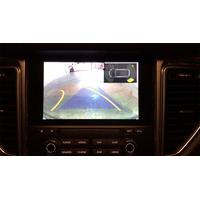 Interface caméra de recul et caméra frontale compatible Porsche Macan et Cayenne avec PCM 4.0