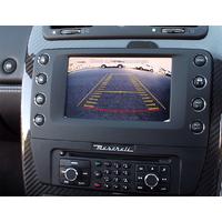Interface multimédia A/V et caméra de recul Maserati Quattroporte 2014 à 2017 et Ghibli de 2014 à 2017