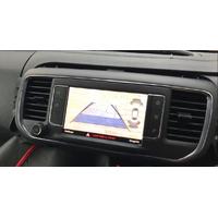 Interface Multimédia et caméra de recul compatible Toyota ProAce Pro Touch