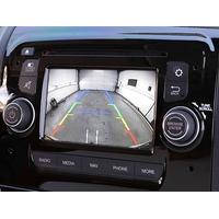 Interface Multimédia et caméra de recul compatible Alfa Romeo Mito, Citroen Jumper, Dodge RAM, Jeep Cherokee et Renegade Fiat 500L , 500X , Doblo , Ducato , Tipo et Peugeot Boxer