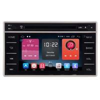Autoradio Android 6.0 GPS Waze Wifi Toyota Hilux depuis 2015