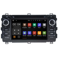 Autoradio Android 7.1 Wifi GPS Waze Toyota Auris depuis 2013