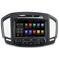Autoradio Android 7.1 écran tactile GPS DVD Opel Insignia depuis 2013