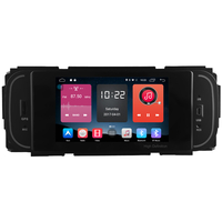 Autoradio GPS Android 6.0 Jeep Wrangler, Cherokee, Grand Cherokee