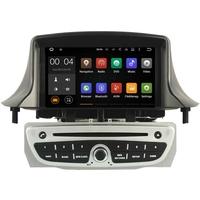 Autoradio GPS Wifi Bluetooth Android 7.1 Renault Megane 3