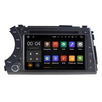 Autoradio Android 7.1 écran tactile GPS DVD Ssangyong Actyon & Kyron de 2006 à 2010