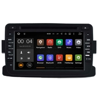 Autoradio GPS Wifi Bluetooth Android 7.1 Dacia Duster, Dokker, Lodgy & Sandero