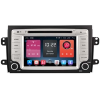 Autoradio Android 6.0 GPS Suzuki SX4 et Fiat Sedici de 2006 à 2012
