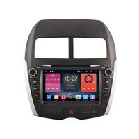Autoradio GPS Wifi Bluetooth Android 6.0 Mitsubishi ASX depuis 2010, Citroën C4 Aircross & Peugeot 4008