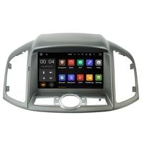 Autoradio Android 7.1 GPS Chevrolet Captiva depuis 2011