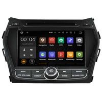 Autoradio Android 7.1 écran tactile GPS DVD Hyundai Santa Fe depuis 2012