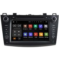Autoradio Android 7.1 GPS Mazda 3 de 2010 à 2013