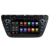 Autoradio Android 7.1 Wifi GPS Waze Suzuki SX4 S-Cross depuis 2013