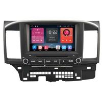 Autoradio GPS Wifi Bluetooth Android 6.0 Mitsubishi Lancer de 2007 à 2012