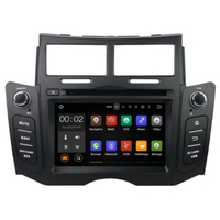 Autoradio Android 7.1 GPS écran tactile Wifi Toyota Yaris de 2005 à 2011