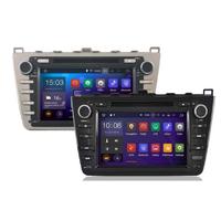 Autoradio Android 7.1 Wifi GPS Waze Mazda 6 de 2008 à 2012