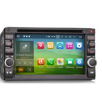 Autoradio GPS Wifi Bluetooth Android 7.1 Nissan Cube, Micra, Note, X-Trail, Qashqai, Pathfinder, Versa, Juke, Navara & Patrol
