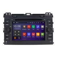 Autoradio Android 7.1 GPS écran tactile Wifi Toyota Land Cruiser Prado