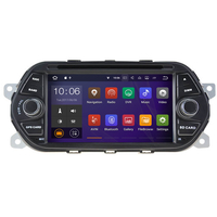 Autoradio Android 7.1 GPS avec Wifi Bluetooth Fiat Tipo