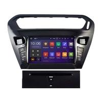 Autoradio Android 7.1 GPS avec Wifi Bluetooth Citroën Elysée et Peugeot 301