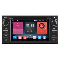 Autoradio Android 6.0 GPS avec Wifi Bluetooth Nissan Juke depuis 2014
