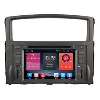 Poste Android 6.0 GPS écran tactile USB Bluetooth Mitsubishi Pajero de 2006 à 2012