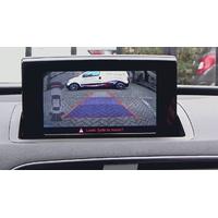 Adaptiv MINI, entrée HDMI et caméra de recul/frontale pour Audi Q3 depuis 2012