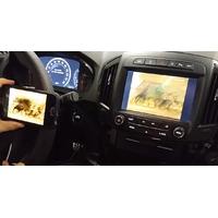 Adaptiv MINI, entrée HDMI et caméra de recul/frontale pour Opel Insignia de 2013 à 2017