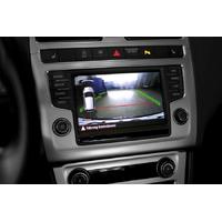 Adaptiv MINI, entrée HDMI et caméra de recul/frontale pour Volkswagen Crafter, Golf 7, Passat, Polo, Tiguan et Touran