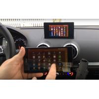 AdaptivLITE, Boitier Mirroring Apple et Android, entrée USB/SD/Aux pour Audi A3 depuis 2013 et Audi A4 depuis 2015