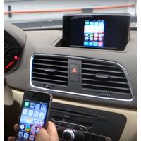 AdaptivLITE, Boitier Mirroring Apple et Android, entrée USB/SD/Aux pour Audi Q3 depuis 2012