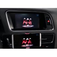 AdaptivLITE, Boitier Mirroring Apple et Android, entrée USB/SD/Aux pour Audi Q5 de 2012 à 2016