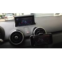 AdaptivLITE, Boitier Mirroring Apple et Android, entrée USB/SD/Aux pour Audi A1 depuis 2010