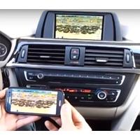 AdaptivLITE, Boitier Mirroring Apple et Android, entrée USB/SD/Aux pour BMW CIC NBT Série 1, Série 3, Série 4, Série 5, BMW X3 et X4