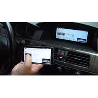 AdaptivLITE, Boitier Mirroring Apple et Android, entrée USB/SD/Aux pour BMW Série 1, Série 3, Série 5 et X5
