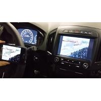 AdaptivLITE, Boitier Mirroring Apple et Android, entrée USB/SD/Aux pour Opel Insignia depuis 2013