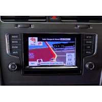 Adaptiv, Boitier GPS Navigation et multimédia USB/SD pour Volkswagen Golf 7, Passat et Polo