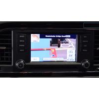 Adaptiv, Boitier GPS Navigation et multimédia USB/SD pour Seat Ateca, Ibiza, Leon et Toledo