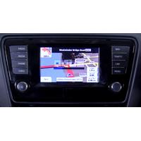 Adaptiv, Boitier GPS Navigation et multimédia USB/SD pour Skoda Fabia, Octavia, Rapid et Superb