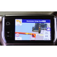 Adaptiv, Boitier GPS Navigation et multimédia USB/SD pour Peugeot 208, 2008, 3008, 308 et 508