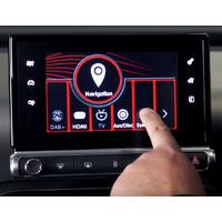 Adaptiv, Boitier GPS Navigation et multimédia USB/SD pour Citroën DS3, DS5, C5 et C5 Tourer, C4 Cactus et Grand Picasso